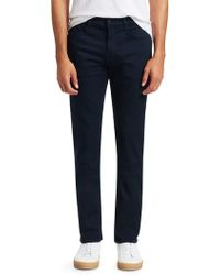 7 For All Mankind - Lux Sport Slimmy Pants - Lyst