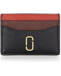 Marc Jacobs | Snapshot Leather Card Case | Lyst