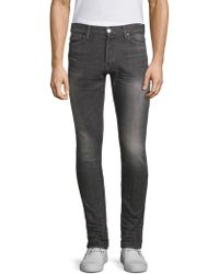 John Elliott - The Cast 2 Washed Skinny Fit Jeans - Lyst