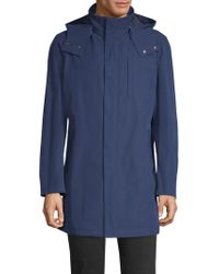 Sanyo - May Cape Trench Coat - Lyst