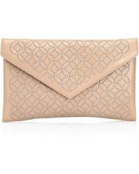 Alaïa Flap Envelope Bag - Multicolor
