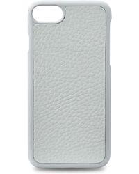 Gigi New York - Pebbled Leather Iphone 7 Case - Lyst