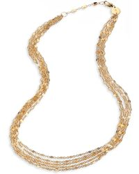 Jennifer Zeuner - Ella Five Layer Choker - Lyst