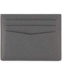 Dunhill - Cadogan Leather Card Case - Lyst