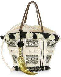 Figue - San Filipe Drawstring Bag - Lyst