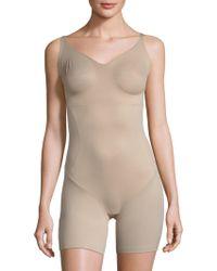 07df29eacbce9 Neiman Marcus · Tc Fine Intimates - Women s Back Magic Bodysuit - Black -  Size 38 B - Lyst