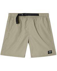 Wesc Hybrid Utility Shorts - Green