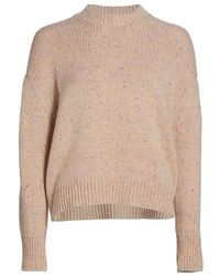 Brock Collection Sophie Cableknit Sweater - Pink
