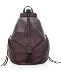Rebecca Minkoff - Julian Leather Backpack - Lyst