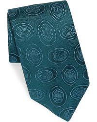 Charvet - Silk Bubble-print Tie - Lyst