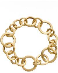 Marco Bicego | Jaipur Link 18k Yellow Gold Bracelet | Lyst