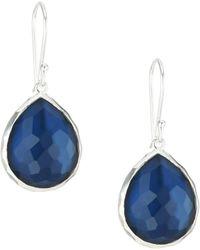 Ippolita - 925 Wonderland Sterling Silver Teardrop Earrings - Lyst