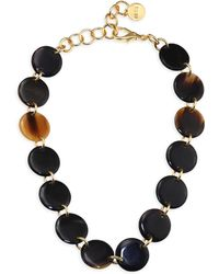 Nest - Horn Disc Necklace - Lyst