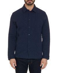Robert Graham - Justin Knit Button-down Shirt - Lyst