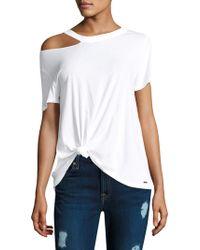 n:PHILANTHROPY - Zander Short-sleeve Cotton Tee - Lyst