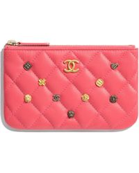 Chanel Pouch - Pink