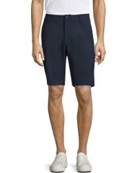 AG Green Label - Basic Tech Shorts - Lyst