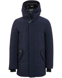 Mackage - Edward Powder Touch Water-resistant Down Coat - Lyst