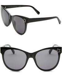 Stella McCartney - Avana Cat Eye Sunglasses - Lyst