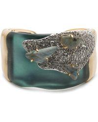 Alexis Bittar - Roxbury Cluster Flip Hinge Bracelet - Lyst