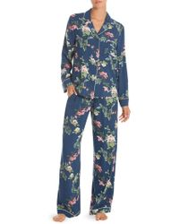 In Bloom - Long Sleeve Pyjama Set - Lyst