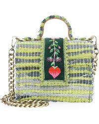 Kooreloo Divine Petite Crossbody Bag - Green