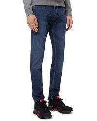 HUGO Hugo D- Slim-fit Jeans - Blue