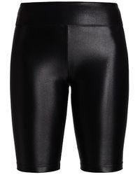 Koral Densonic High-rise Biker Shorts - Black