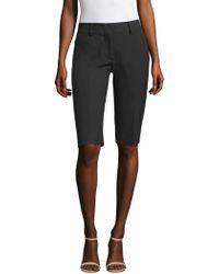 Piazza Sempione - Slim Walking Shorts - Lyst