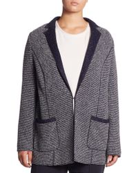 Basler - Regular-fit Nubby Jacket - Lyst