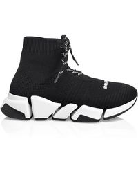 Balenciaga - Speed 2.0 Lace-up Sneakers - Lyst