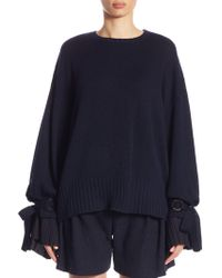 Mother Of Pearl - Nash Tie Sleeve Pullover - Lyst