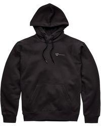 G-Star RAW Astra Hoodie Sweatshirt - Black