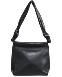 The Row | Wander Leather Shoulder Bag | Lyst