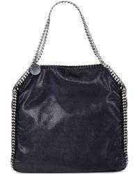 Stella McCartney - Women s Falabella Baby Bella Shoulder Bag - Black - Lyst ffb41b2c4b8c7