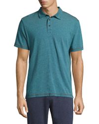Surfside Supply - Striped Short-sleeve Polo - Lyst