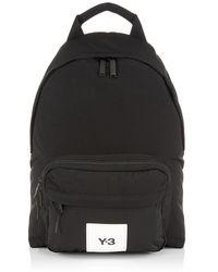 Y-3 Y-3 Techlite Tweak Backpack - Black