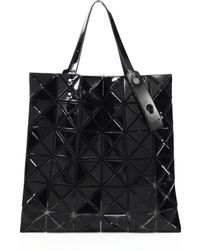 Bao Bao Issey Miyake - Lucent Basic Faux Leather Tote - Lyst