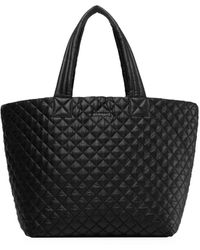 MZ Wallace - Metro Quilted Tote - Lyst