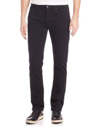 PAIGE - Lennox Transcend Skinny Jeans - Lyst