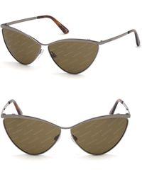 Balenciaga - 62mm Cat Eye Sunglasses - Lyst