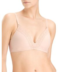 Natori Foundations Grace Maternity No-wire Contour Bra - Pink