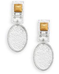 Stephanie Kantis | Fascination Drop Earrings | Lyst