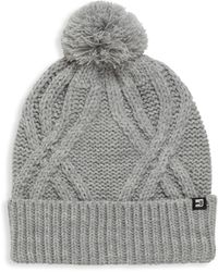 Block Headwear | Large Cable Cuff Beanie | Lyst