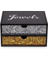 Edie Parker Jewelry Box Jewels - Multicolor