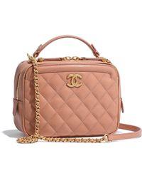 Chanel - Vanity Case - Lyst