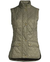Barbour Core Essentials Otterburn Quilted Vest - Green