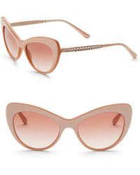 Dolce & Gabbana   52mm Cat Eye Sunglasses   Lyst