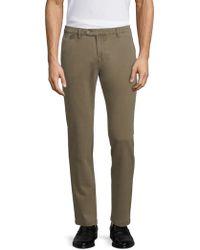 Bugatti - Modern Stretch-cotton Pants - Lyst