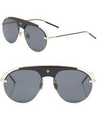 Dior - Dio(r)evolution 58mm Pilot Sunglasses - Lyst
